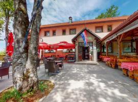 Planinarski Centar Petehovac, hotel u Delnicama
