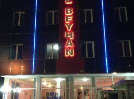 Hotel Beyhan, отель в Мерсине