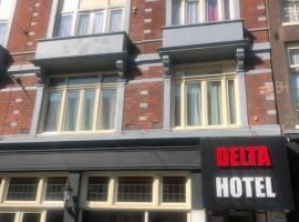 Delta Hotel City Center, hotel near A'DAM Lookout, Amsterdam