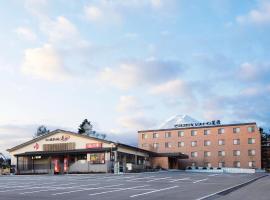 Resort Inn Fuyo Kawaguchiko Inter, hotel in Fujiyoshida
