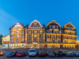 Petros Hotel, отель в Буковеле