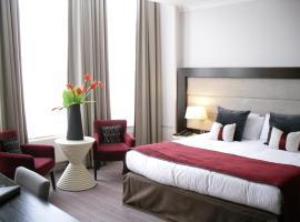 Mercure Aberdeen Caledonian Hotel, hotel en Aberdeen