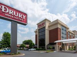 Drury Inn & Suites Nashville Airport, hotel in Nashville