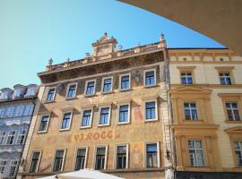 Hotel Rott, hotel near Estates Theatre, Prague