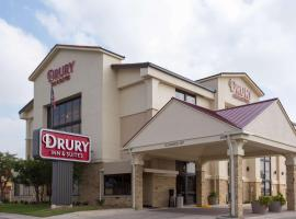 Drury Inn & Suites San Antonio Northeast, hotel in San Antonio