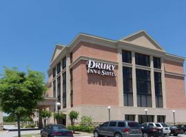Drury Inn & Suites Birmingham Lakeshore Drive, hotel in Birmingham