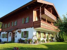 Komfort Ferienwohnungen Reit im Winkl - Haus Davis, Ferienwohnung in Reit im Winkl