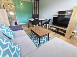 Charmant T3 rénové ! Chambres spacieuses et balcon, appartement à Limoges