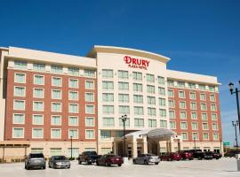 Drury Plaza Hotel St. Louis St. Charles, hotel in St. Charles