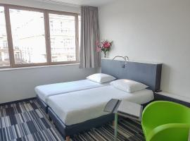 Maxhotel, hotel in Brussels