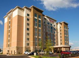 Drury Inn & Suites Huntsville Space & Rocket Center, hôtel à Huntsville