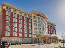 Drury Inn & Suites Iowa City Coralville, hotel in Coralville