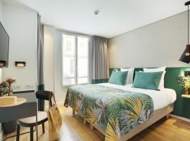 Le Basile Hôtel, hotel in Paris