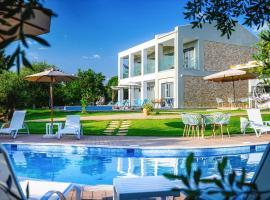 Alonaki Resort, apartmán v destinaci Preveza