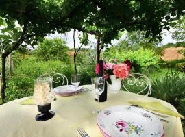 La casa delle rose, hotel a Otricoli