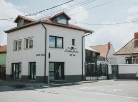 Endlich zuhause, pensiune din Sibiu