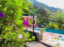 PetroNature by Moriah Turismo, hotel with pools in Petrópolis