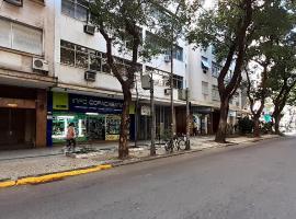 Dzīvoklis ACONCHEGANTE COPACABANA Riodežaneiro