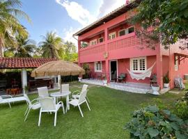 Casa na Praia de Ponta de Mangue, Maragogi - AL, holiday home in Maragogi