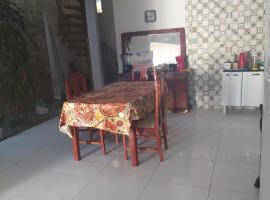 Casa de praia paripueira, holiday home in Maceió