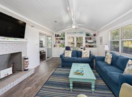 SWEETPEAS COTTAGE by Jekyll Realty, vacation rental in Jekyll Island