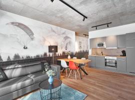 The Cloud Suite Apartments, Ferienwohnung in Freiburg im Breisgau