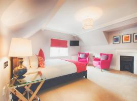 Florence Gardens Boutique Hotel and Restaurant, hotel in Portsmouth