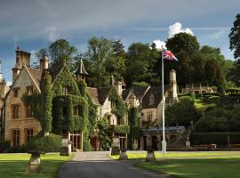 The Manor House Hotel and Golf Club, hotel near Bowood Golf & Country Club, Castle Combe