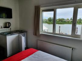 Hotel Restaurant Lakeside, hotel near Bodegraven Station, Uithoorn