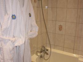 Chalet Carclion, отель в Морзине