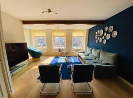 Luxury historic house, 200 m2, in centre delft, apartment in Delft