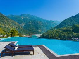 Aloha On The Ganges by Leisure Hotels, resort in Rishīkesh
