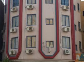 Canary Hotel, отель в Хургаде