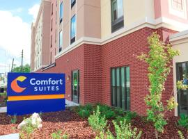 Comfort Suites Gainesville Near University, hotel near Gainesville Regional Airport - GNV, Gainesville