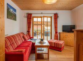 Berg Apartment, hotel in Annaberg im Lammertal