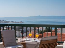 Apartmani Vanda, hotel in Makarska