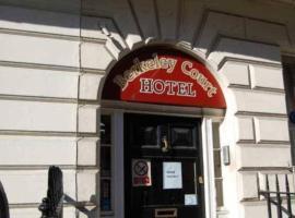 Berkeley Court Hotel, hotel near Madame Tussauds, London