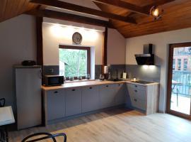 Pokoje Gościnne Restauracja Stary Młyn – hotel w pobliżu miejsca Rodzinny park rozrywki Energylandia w mieście Trzebinia