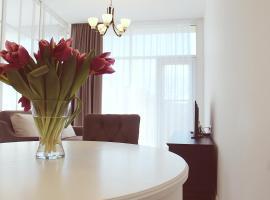 Barceloneta Apart, апартаменты/квартира в Сочи