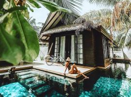 Jungle Villa Resort And Spa, hotel in Havelock Island