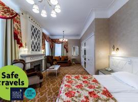 Cronwell Inn Стремянная, отель в Санкт-Петербурге, рядом находится Станция метро «Площадь Восстания»