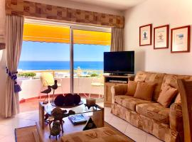 Gil Eanes Ocean View Nautical Apartment, apartment in Albufeira