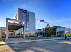 Отель Hampton by Hilton Волгоград Профсоюзная, отель в Волгограде