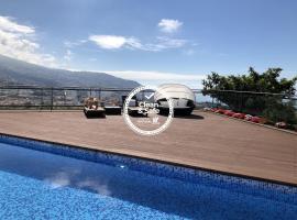 Villa Beausoleil by Madeira Sun Travel, hotel near Pico dos Barcelos Viewpoint, Funchal