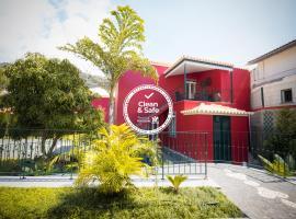 Quinta da Tia Briosa, casa da Mãe II, hôtel à Ponta do Sol