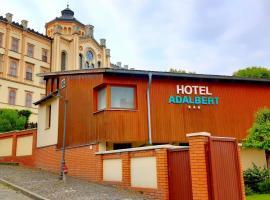 Hotel Adalbert Szent György Ház, hotel Esztergomban