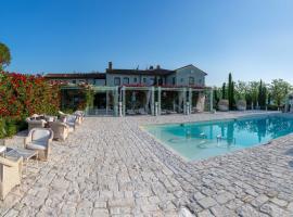 Relais Sassa al Sole, resort in San Miniato