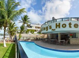 Apartamentos Kings Flat Beira Mar, apartment in Natal