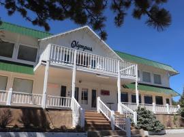 Olympus Lodge, hotel in Estes Park