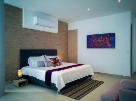 Hotel Boutique M by DecO, hotel en Barranquilla